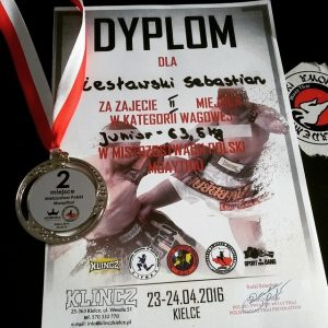 zeslawski medal