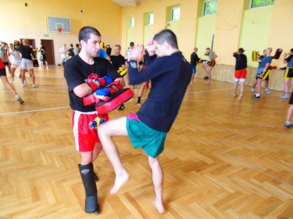 Obóz Szkoleniowy Muay Thai – Zieleniec 2011 (Palestra Warszawa)