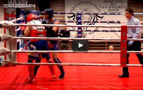 Turniej Pierwszych Walk 15.01.2012 Kalisz – video