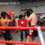 Liga Boksu Tajskiego w Krakowie 18.05.2013 – video